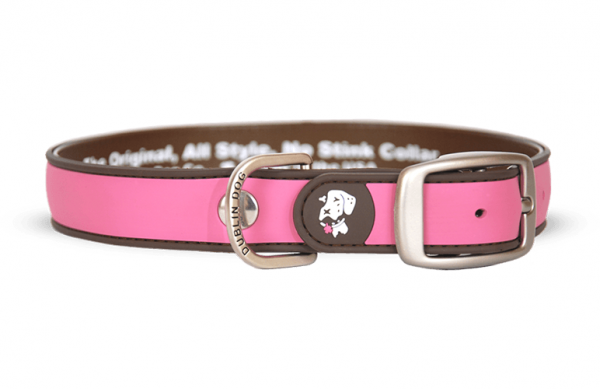 All Style No Stink Hundehalsband Pink