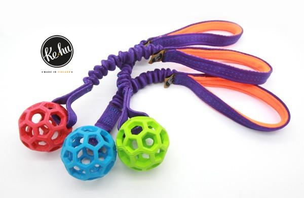 Ke-hu Atom XS Hundespielzeug für Minihunde