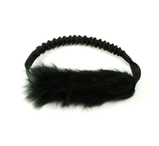 Bungee Ring schwarz Hundespielzeug