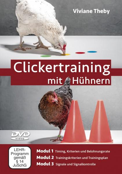 DVD Clickertraining mit Hühnern Titel
