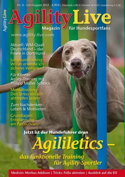 AgilityLive Hundesportmagazin
