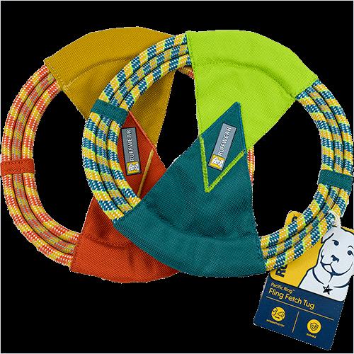 Ruffwear ® Pacific Ring ™ Hundespielzeug zum Werfen und Zerren