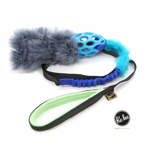 Kehu Power  S Hundespielzeug blau/blau