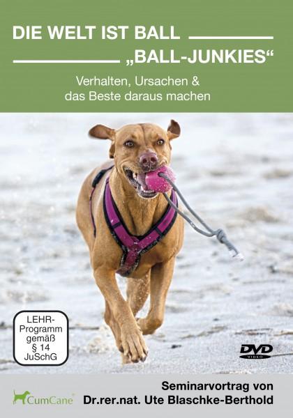"DVD Die Welt ist Ball - ""Ball-Junkies"" - Titel"